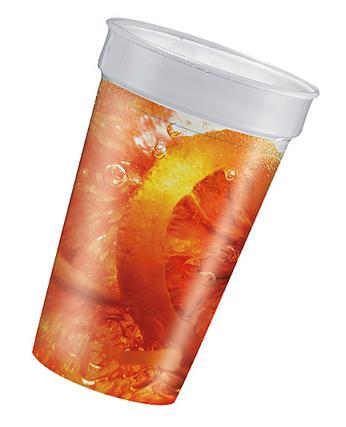 günstige Trinkbecher mit Werbeaufdruck