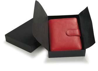 bedruckte Brieftaschen als Werbemittel