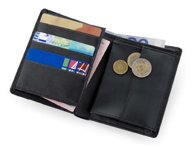 Geldbörsen günstig bedrucken lassen