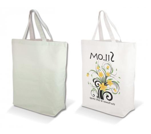 bedruckte Einkaufstaschen als Werbemittel