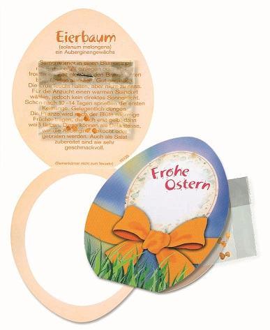 Osterpräsente mit Logo