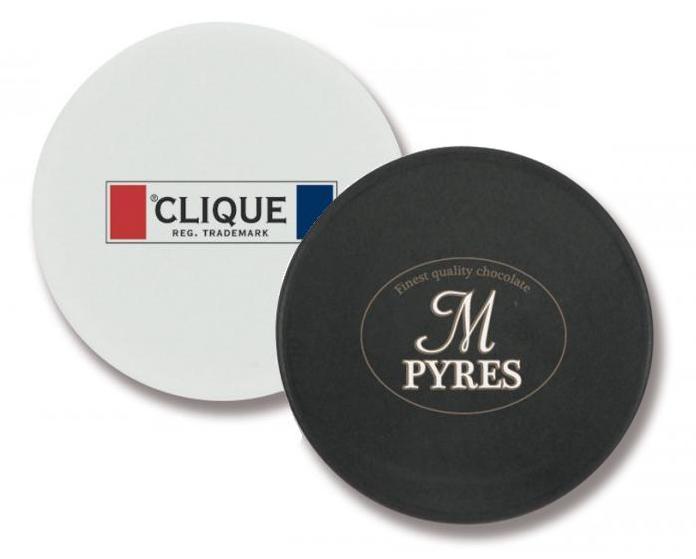Magnete mit Logo als Werbeartikel