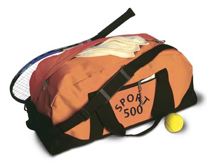 bedruckte Sporttaschen als Werbemittel
