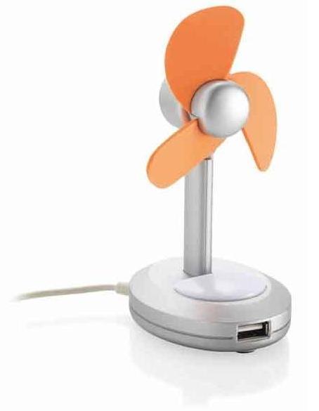 günstige Ventilatoren mit Werbeaufdruck
