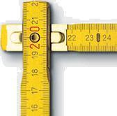 Meterstäbe bedrucken lassen bei Promostore