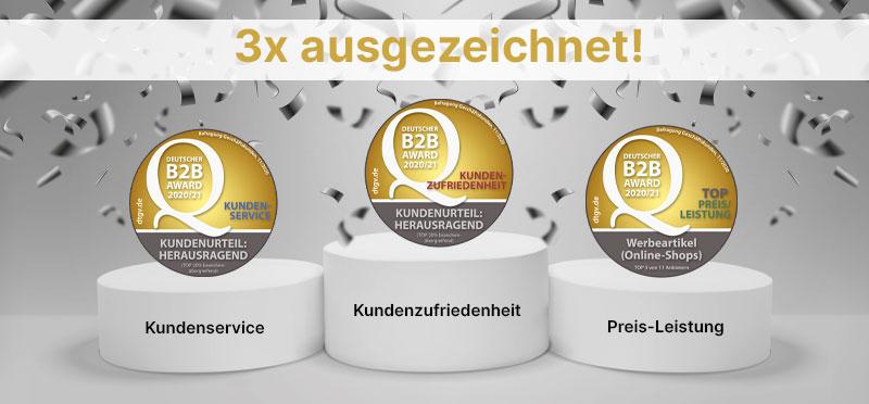 Promostore Auszeichnungen und Preise
