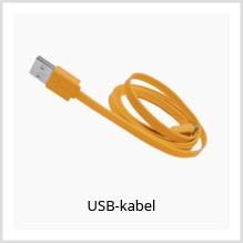USB-kabel als relatiegeschenk bedrukken