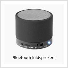 Bluetooth luidsprekers als relatiegeschenk