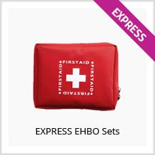 Express EHBO-sets bedrukken