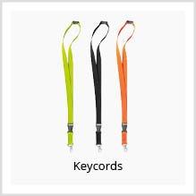 Express keycords bedrukken