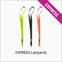 Express-Lanyards bedrucken
