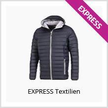 Express-Textilien bedrucken
