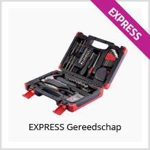 Express gereedschap bedrukken