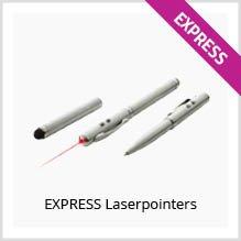 Express laserpointers bedrukken