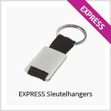 Express sleutelhangers bedrukken