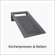 Küchenpressen & Reiben