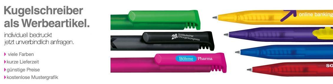 Kugelschreiber günstig kaufen bei Promostore