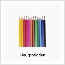 Bedrukte kleurpotloden van Promostore