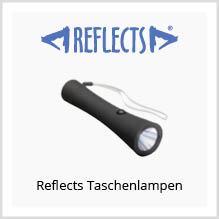 Reflects Taschenlampen