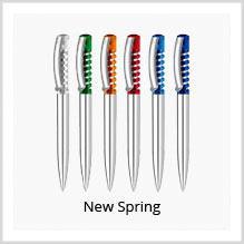 Senator New Spring als Giveaway