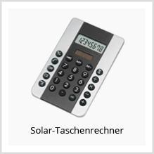 Solar-Taschenrechner