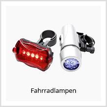 Fahrradlampen Werbeartikel