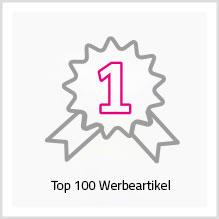 Top 100 Werbeartikel