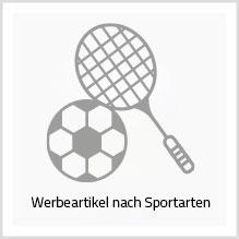 Werbeartikel nach Sportarten