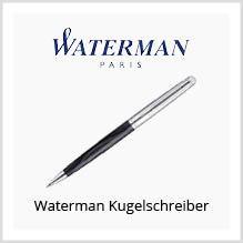 Waterman Kugelschreiber von Promostore