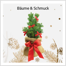 Bäume & Schmuck