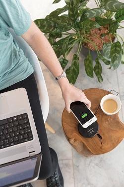 Wireless Charger als Werbegeschenk