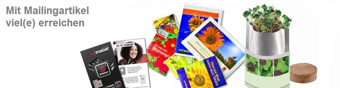 Günstige Mailingartikel online kaufen
