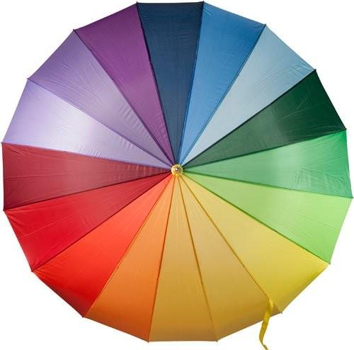 Portierschirm Rainbow, Ansicht 2