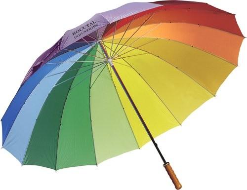 Portierschirm Rainbow, Ansicht 3