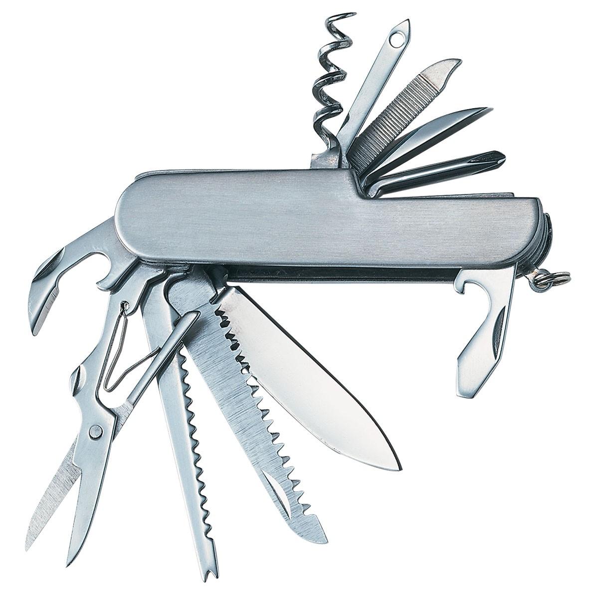 """Taschenmesser """"Steel"""" groß"""