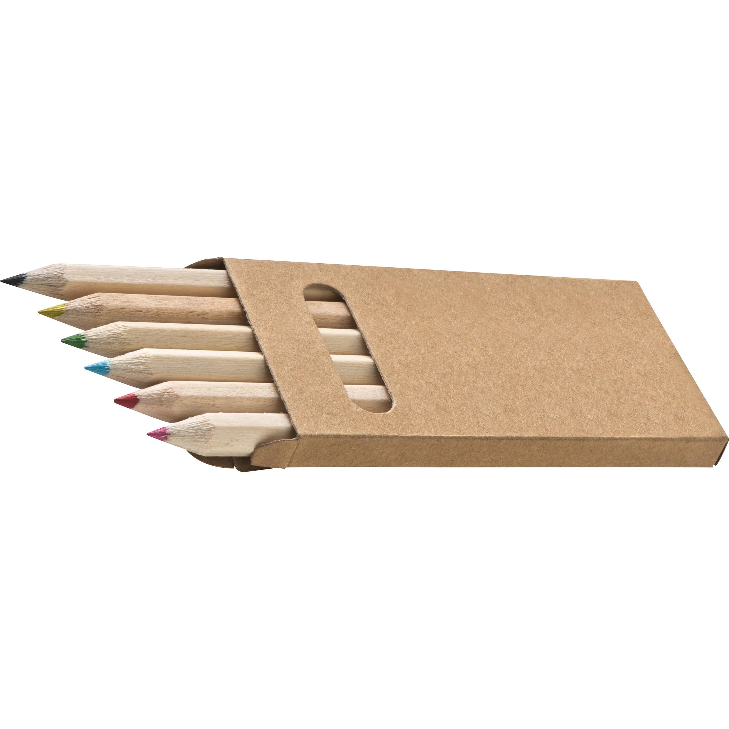 Holzbuntstifte Minnie