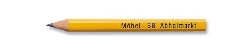STAEDTLER kurzer hexagonaler Bleistift