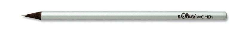 STAEDTLER Bleistift schwarz durchgefärbt mit Tauchkappe