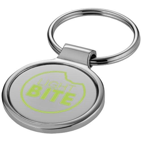 Orlene runder Schlüsselanhänger, Ansicht 3