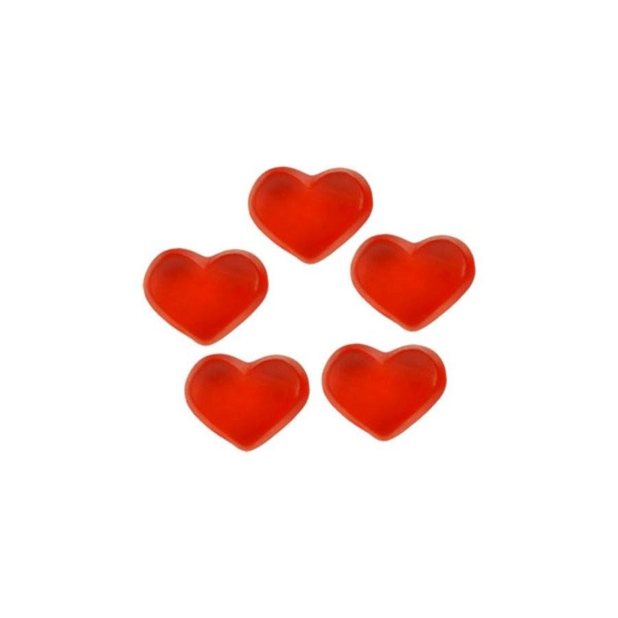 Haribo Mini-Herzen, rot, Ansicht 2