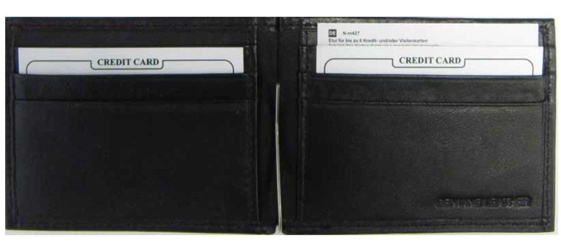 RFID Lederetui mit Clip, Ansicht 8