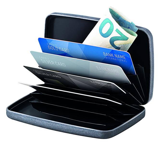 RFID Kartenetui