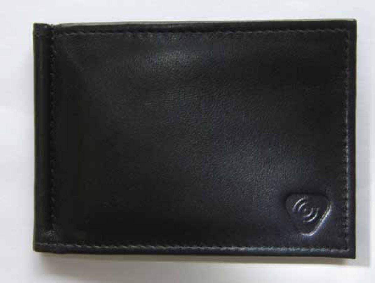 RFID Lederetui mit Clip, Ansicht 7