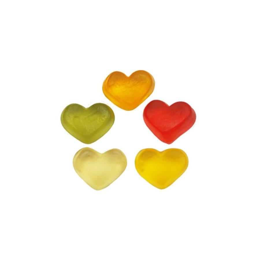 Haribo Mini-Herzen, bunt, Ansicht 2