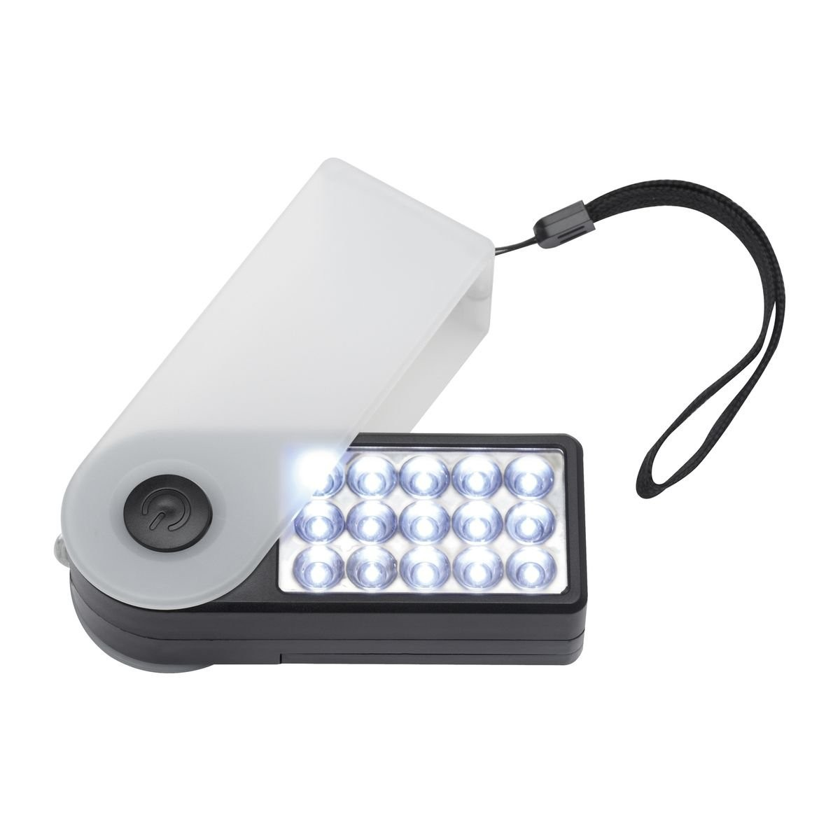 LED Taschenlampe REFLECTS-KEMI WHITE, Ansicht 3