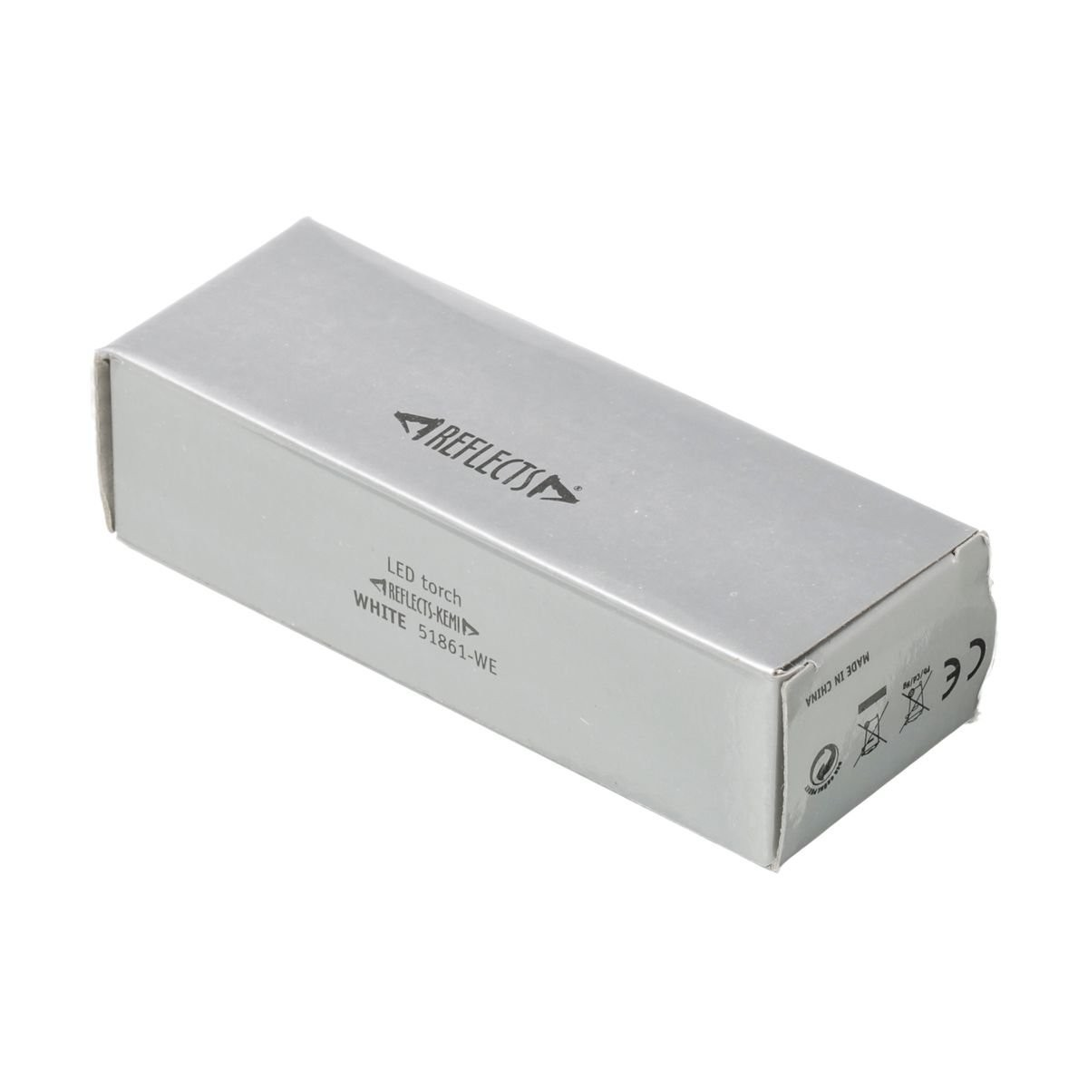 LED Taschenlampe REFLECTS-KEMI WHITE, Ansicht 5
