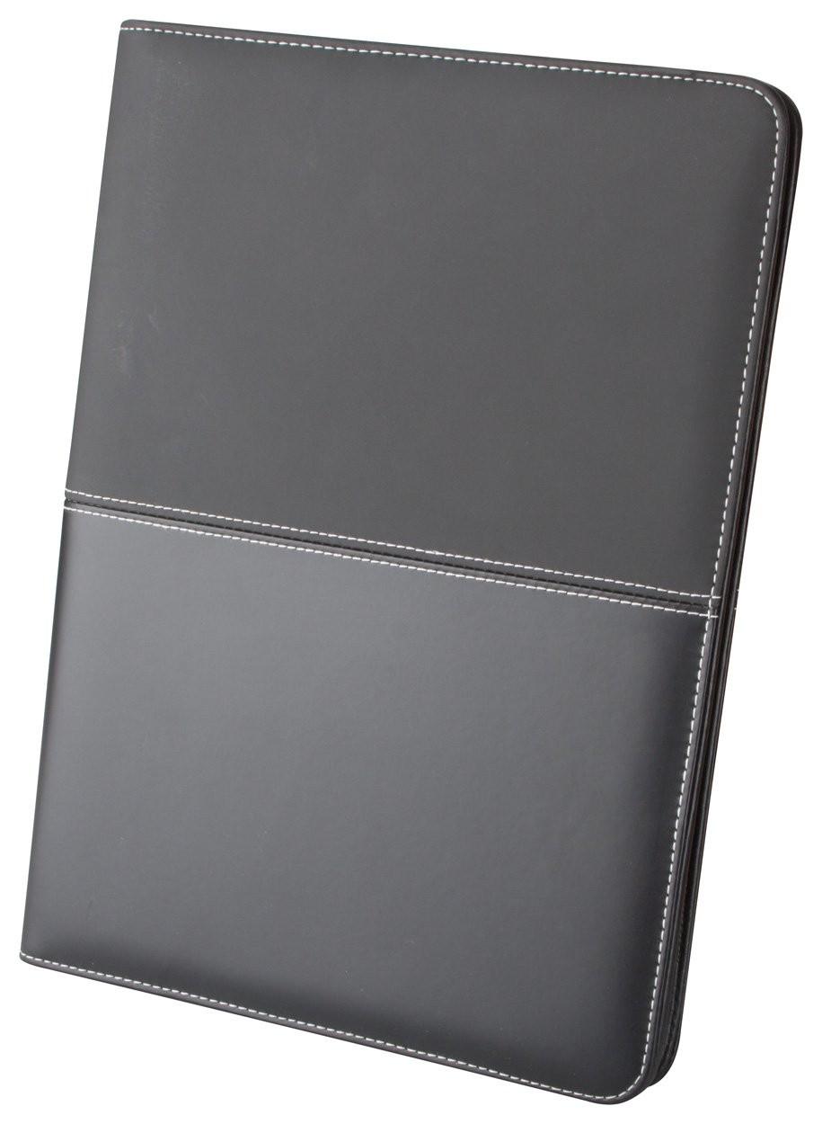 A4 Dokumentenmappe Duotone Zip, Ansicht 4