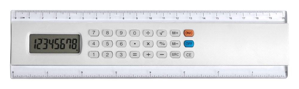 Taschenrechner mit Lineal Profex
