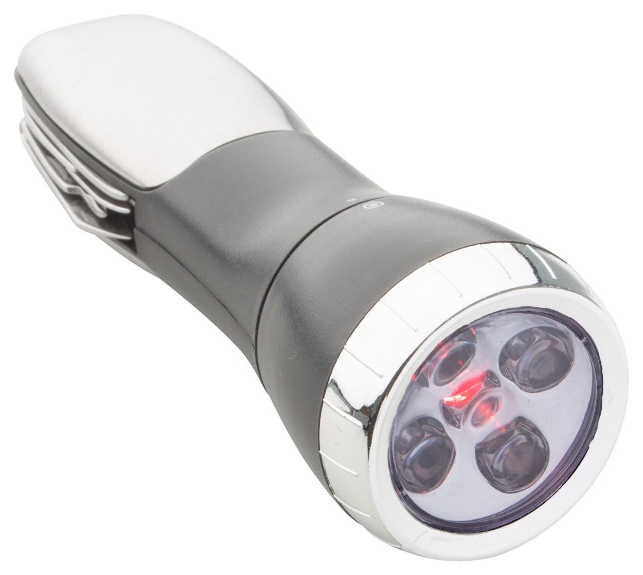 Multifunktions-Taschenlampe Talos, Ansicht 3