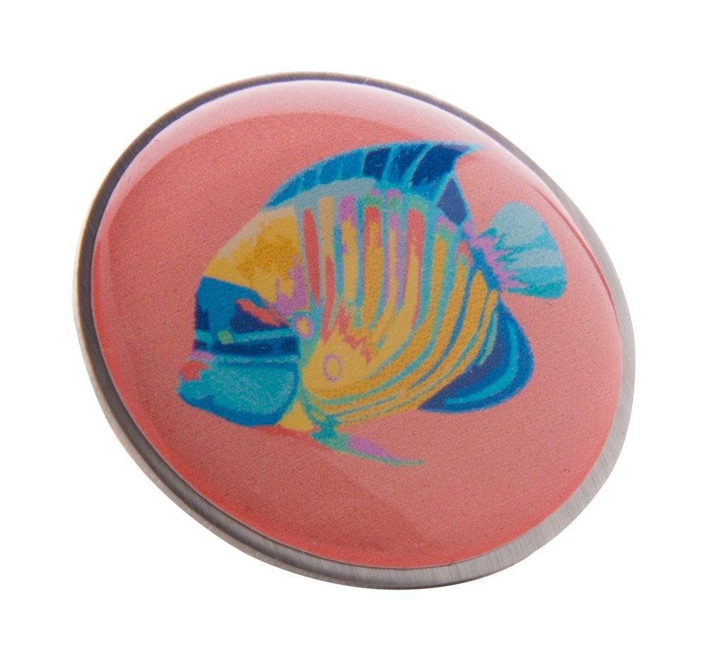 Metall Pin/Anstecker Read